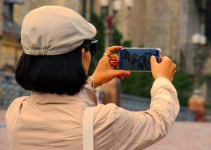 aplikácie pre cestovateľov