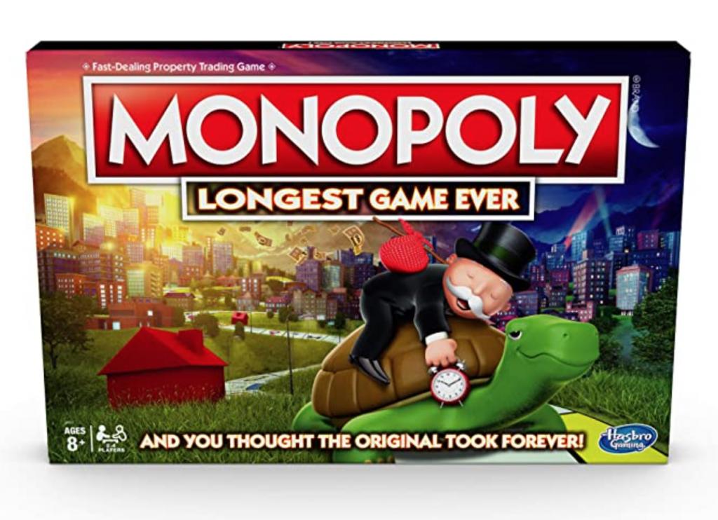 Nekonečné Monopoly